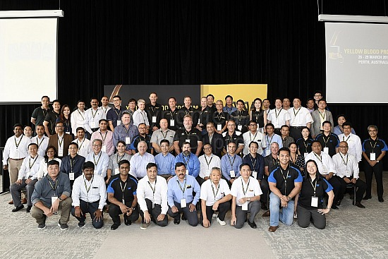 Yellow Blood Conference Perth 2019