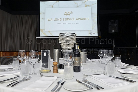 AHG Long Service Awards 2019