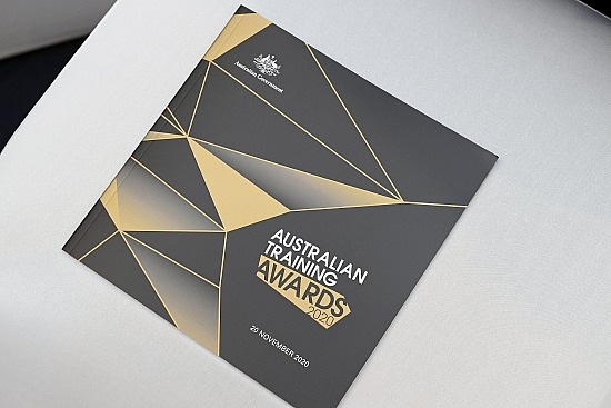 Australian Training Awards 2020